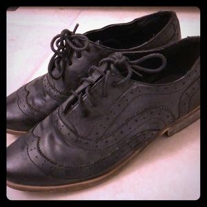 BAKERS WOMENS OXFORDS